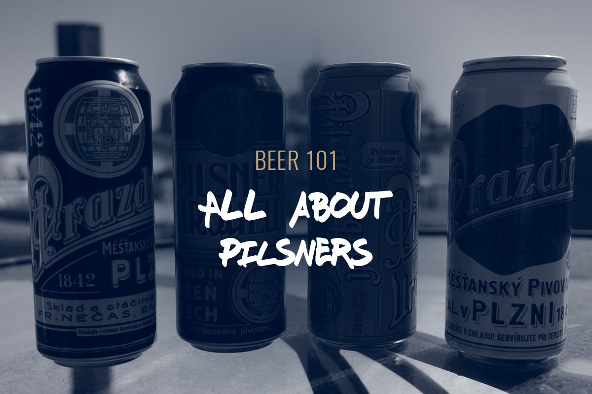 All-about-pilsners