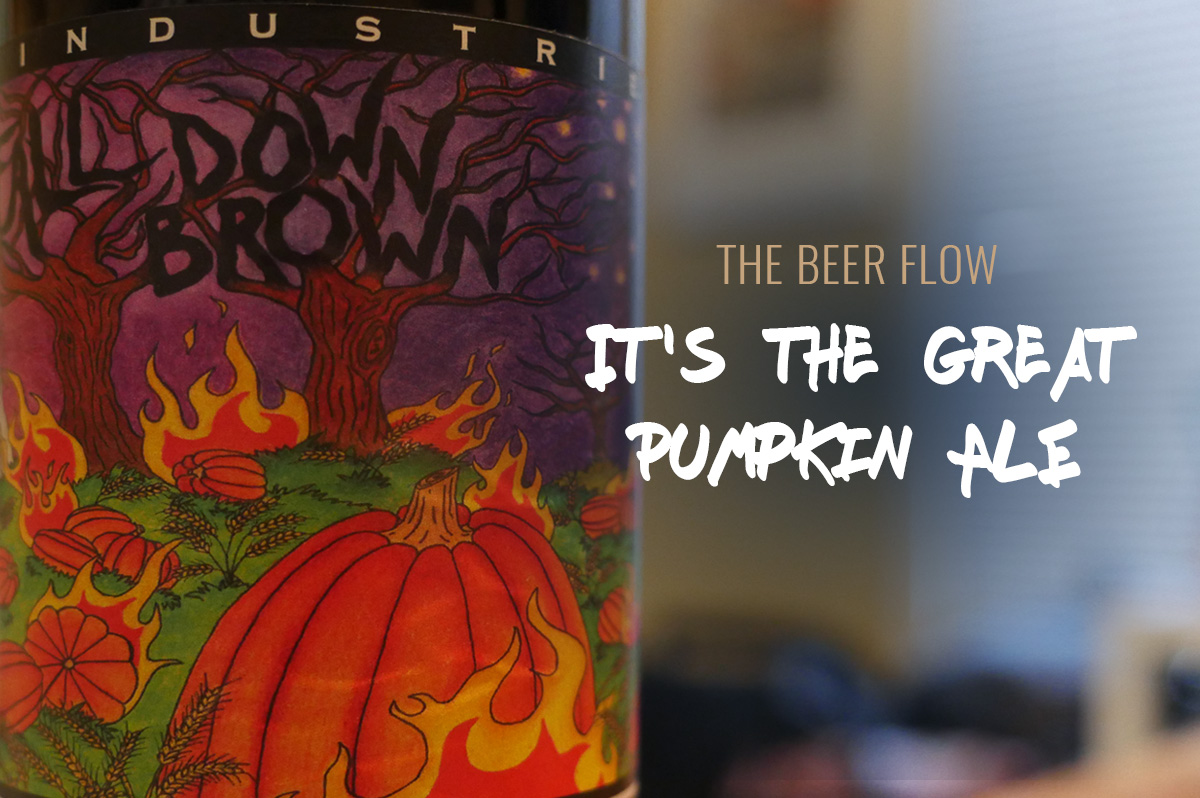 TBF 29: It's The Great Pumpkin Ale