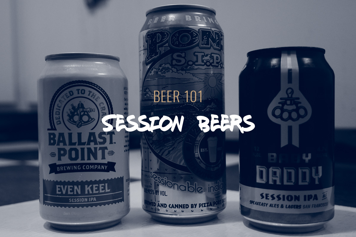 TBF 17: Session Beers