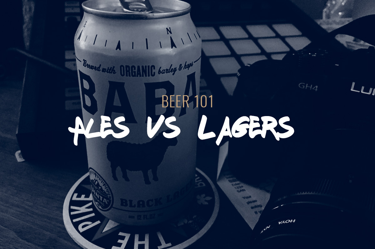 TBF 04: Beer 101 – Ales Vs. Lagers