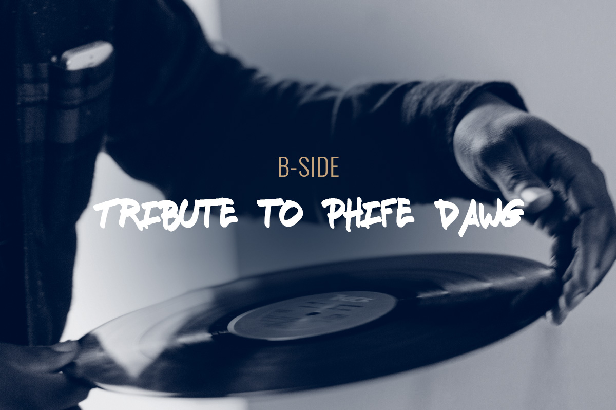 TBF 05: B-Side – Tribute To Phife Dawg